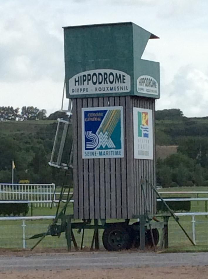 hippodrome Dieppe