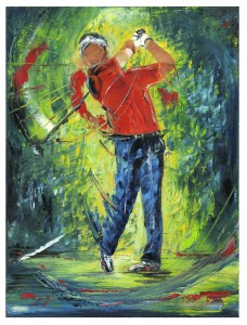 golf polo rouge30x40_1